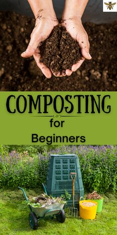 Wondering how to compost at home? Or maybe how to compost in an apartment? Truth is, once you learn the basics of composting, you can compost food scraps just about anywhere! Start your own compost pile today, so that you can make compost for your garden and reep a better harvest! #composting101 Gardening Hacks, Vegetable Gardening, Organic Gardening, Container Gardening, Garden Tips, Garden Ideas, Black Soil, Composting At Home, Modern Homesteading
