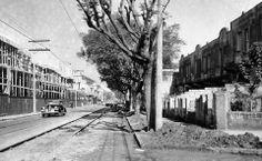 1952 - Rua Teodoro Sampaio, bairro de Pinheiros.