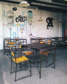Interior And Exterior, Coffee Shop, Chair, Random, Furniture, Home Decor, Coffee Shop Business, Recliner, Homemade Home Decor