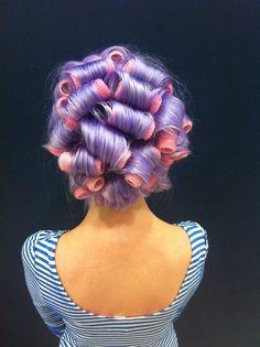 Hair Envy New Hair Cut haircut 1 new york plaza Big Chop, Pastel Hair, Purple Hair, Periwinkle Hair, Pastel Purple, Love Hair, Gorgeous Hair, Amazing Hair, Hair Colorful