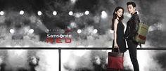 cool Kim Soo Hyun - Collection Autumn / Winter 2014 Red Samsonite brand
