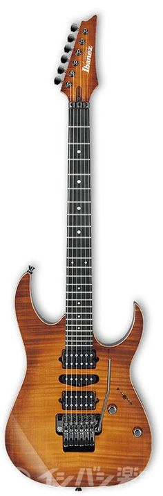 Ibanez j.custom / RG7570Z-BBE Bright Brown Rutile エレキギターの最安値