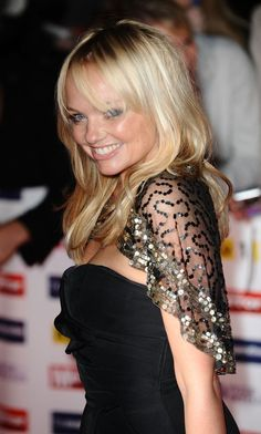 "Pin for Later: We Probably Can't Call Emma Bunton ""Baby Spice"" Any More! Cheeky Spice in 2009"