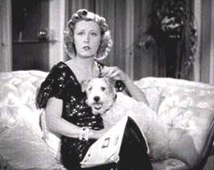 """Irene Dunne in """"The Awful Truth"""". Such a funny lady!"""