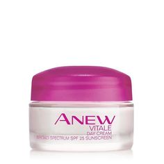 Introducing Anew Vitale, powered by VitaToneComplex. Revive tired-looking skin after just one use. Now you can visibly reduce dullness, improve clarity and restore the well-rested look of a full night's sleep. Suitable for all skin tones. .5 oz. net wt. a