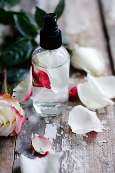 Rose Water Face Mist | Natural Beauty Series