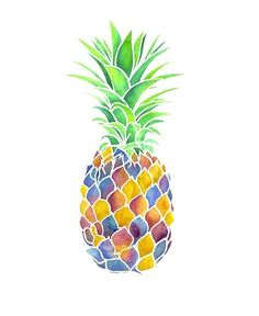pineapple drawing color. pineapple homewares you\u0027ll be going troppo over - dropdeadgorgeousdaily.com drawing color a