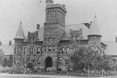 Marquette Prison Castle, Marquette, Michigan