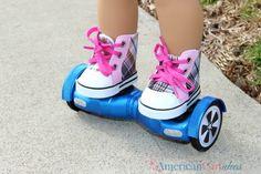 DIY American Girl Hoverboard