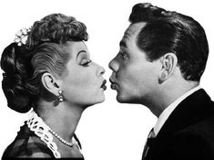 I just love Lucy and Ricky