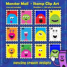 monster mail