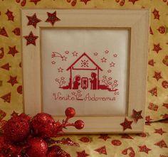 Venite Adoremus By giuseppina ceraso crocettando© http://crocettando.wordpress.com/2013/11/18/venite-adoremus-natale-2013/