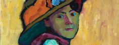 Gabriele Munter was a photographer before she was a painter. She worked on her art almost every day of her life...