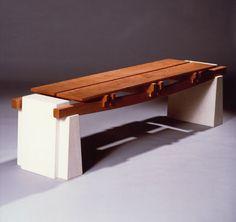 REJ BENCH by Daniel Kagay  www.whitewindwoodworking.com