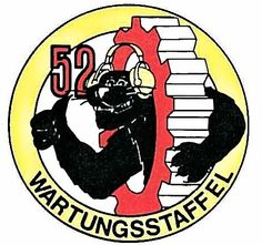 Ag52 Wartungsstaffel