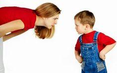 اسرة سعيدة: بعض السياسات والحيل في التعامل مع الطفل العنيد