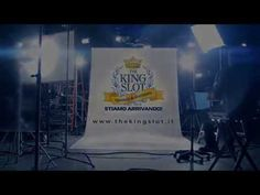 THE KING SLOT - STIAMO ARRIVANDO - YouTube #SLOTMACHINE #VIDEOLOTTERY #SLOT #THEKINGSLOT