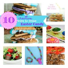 Candy Overload? 10 Creative Ideas for Leftover Easter Candy | Spoonful