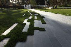 Националната галерия на Австралия - Нов Австралия Garden