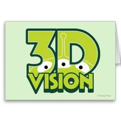 3D Vision Greeting Cards