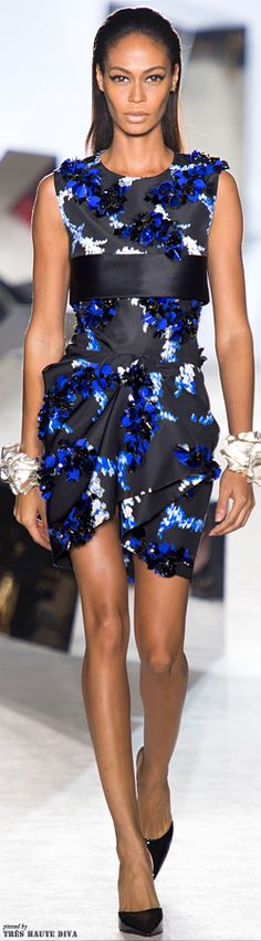 Giambattista Valli Spring 2014 Couture www.vogue.com/...