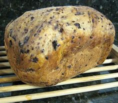 Best Recipes for Your Bread Machine: Kalamata Olive Bread - Bread Maker - Ideas of Bread Maker Best Bread Machine, Bread Maker Machine, Bread Machines, Olive Bread Recipe For Bread Machine, Roasted Garlic Bread Machine Recipe, Bread Machine Cinnamon Rolls, Bread Rolls, Bread Machine Recipes Healthy, Breville Bread Maker Recipes