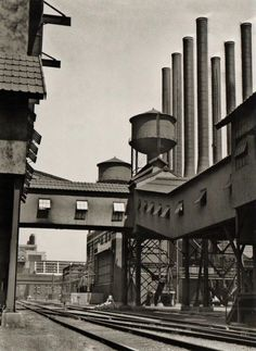 Ford Factory, Detroit, Michigan, 1926. Photo by E. O. Hoppe