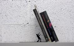 Porta-livro Falling