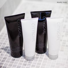 Grab a limited edition #Cityscape shower gel for yourself and your better half! Mary Kay! https://www.marykay.com/LaShon