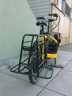Cycletrucks cargobike