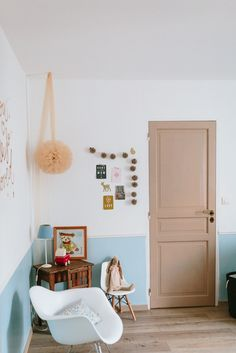 © Studio A+Q - Chambre d'enfant - Jeanne - Decoration - Le blog de Madame C #15