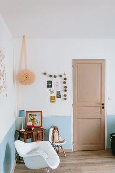 © Studio A+Q - Chambre d'enfant - Jeanne - Decoration - Le blog de Madame C #15