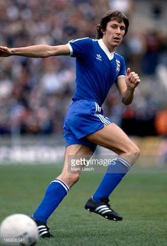 13 September 1980 English Football League Division One Crystal Palace v Ipswich Town Arnold Muhren of Ipswich Retro Football, Football Kits, Vintage Football, Football Cards, Football Jerseys, Soccer Guys, Football Players, Fifa, Bobby Robson