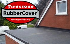 Rubber Flat Roofs by Clements Home Services. Roof covers, rubber coverings, safe roof materials and layouts, long life and easy to install Rubber Flat Roofs.  Firestone Rubber Cover Roofing System from Clement Home Services is an ideal durable solution for small residential flat roofs such as: Extensions, Verandas, Dormers, Porches, Garages, Carports, Garden Sheds, Balconies, Gutters and Trailers.