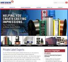 Messer Private Label Services