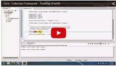 JAVA EE: Java : Collection Framework : TreeMap (PutAll)
