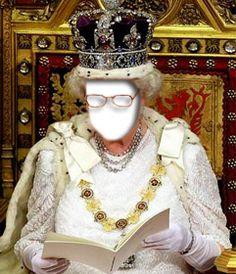 En éste #fotomontaje serás la #Reina de #Inglaterra, sentada en su #trono real ataviada con la #corona. www.fotoefectos.com