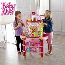 Baby Alive - Doll 3 in 1 Cook 'n Care Set