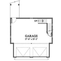 13366 Garage House Plan Design from Allison Ramsey Architects Garage House Plans, Second Floor, Architects, Finding Yourself, Engineering, Floor Plans, Exterior, Flooring, How To Plan