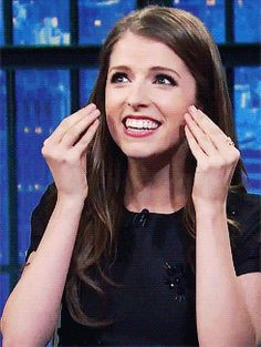 The only thing cuter than red pandas is Anna Kendrick doing a red panda impression