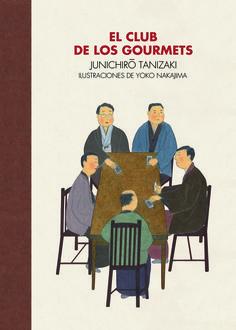 """El gran escritor japonés Junichiro Tanizaki (1886-1965) escribe sobrelos placeres gastronómicos, el deseo y la estética. """"El Club de los Gourmets"""" nos adentra en el perverso universo de la búsqueda del placer."""