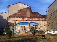 Ampparito in Milan Graffiti, Street Art, Portrait, Urban Art, Mount Rushmore, Facade, Spain, Mountains, Mansions