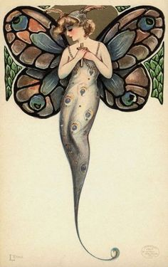 Samuel Loren Schmucker - faerie fairy