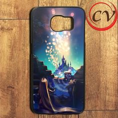 Tangled Rapunzel Lantern Samsung Galaxy S6 Edge Plus Case
