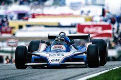 JACQUES LAFFITTE #F1 #Formula1 #GrandPrix #GrandPrixF1 #IsoMalrboro #Ligier #Williams #Renault #Honda #Cosworth http://www.snaplap.net/driver/jacques-laffite/