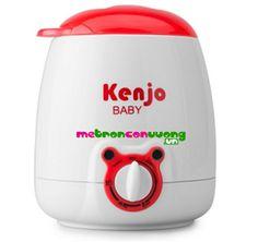 Đồ dùng cho me - Máy hâm sữa: Máy hâm sữa và thức ăn siêu tốc Kenjo KJ-10