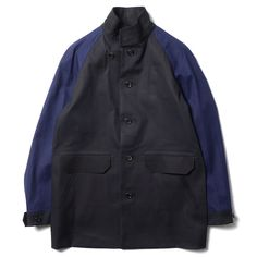 Cotton Polyurethane Cloth SEALUP Jacket