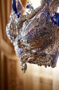 tank top jewels top cropped beautiful elegant bag bustier glitter blue