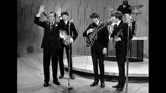 The Beatles On Ed Sullivan (Credit: CBS)