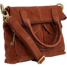 Fossil Modern Cargo Convertible Tote, love this bag